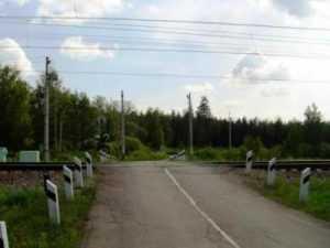 В Брянске закроют железнодорожный переезд по проезду  Московскому