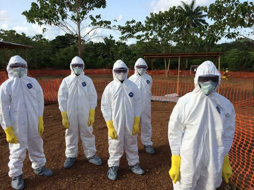 Соседи брянцев заболели хворью, схожей с лихорадкой Эбола