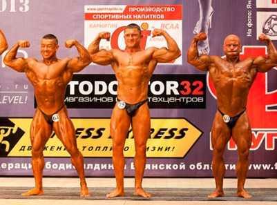В Брянске пройдёт чемпионат по бодибилдингу
