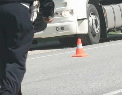 На брянской дороге погиб белорусский водитель