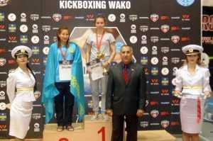 Брянская спортсменка завоевала Кубок мира по кикбоксингу