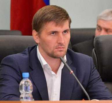 Заместителем председателя Брянской Думы избрали чемпиона мира Минакова