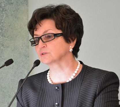Екатерина Лахова стала сенатором от Брянской областной Думы