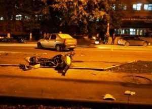 В Брянске погиб водитель мотоцикла, разыскиваемого Интерполом