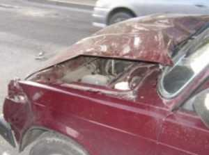 В Брянске столкнулись легковушки – пострадали две женщины