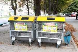 В Брянске начали безнадежный эксперимент с раздельным сбором мусора
