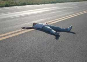 Брянская автомобилистка переехала лежавшего на дороге парня