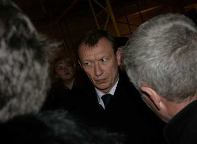 Бывший брянский губернатор прислал Богомазу привет на 803 миллиона