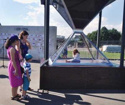 В центре Брянска будет установлен памятник пропавшим детям