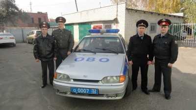 Брянские полицейские поймали вооружённого водителя-наркомана