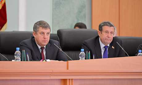 Брянская Дума согласовала назначение заместителей губернатора