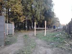 Владыка Брянского района разрешил стройку  около домов напротив «Линии»