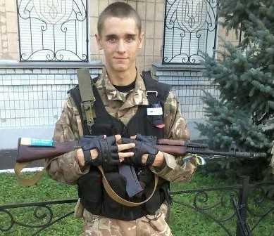 Спасшихся в Донецке украинских военных режут дома