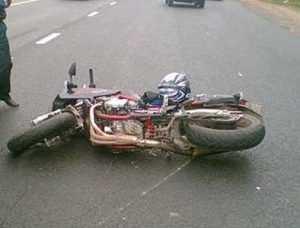 Брянский подросток-мотоциклист погубил в ДТП 13-летнюю девочку
