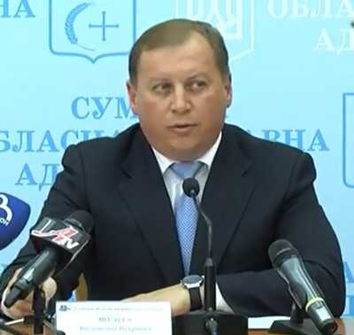 Сумской майдан-губернатор избил на почве долларов однопартийца