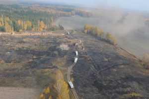 Роспотребнадзор сделал замер чернобыльского брянского дыма