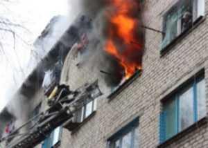 В брянском общежитии сгорели два человека