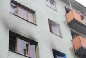 Причину гибели людей в брянском общежитии выясняют следователи