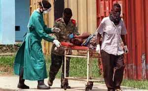 С симптомами Эболы в Орле госпитализировали африканцев