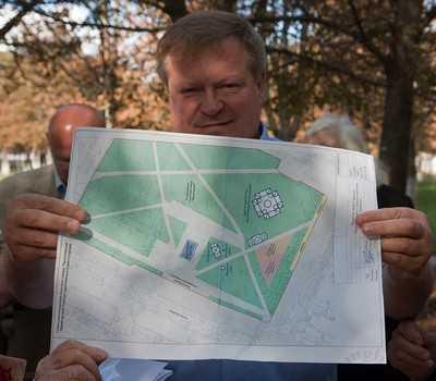 Пролетарскому скверу в Брянске грозит уничтожение