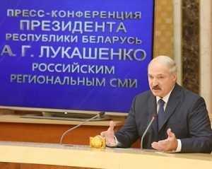 Президент Белоруссии хотел ввести войска на Украину