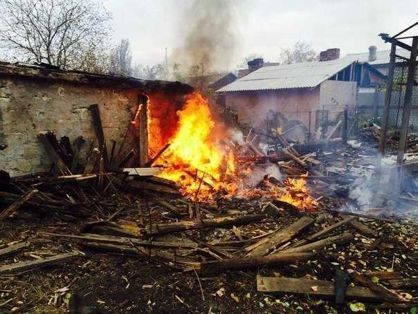 Порошенко спровоцировал продолжение войны – Донецк в огне