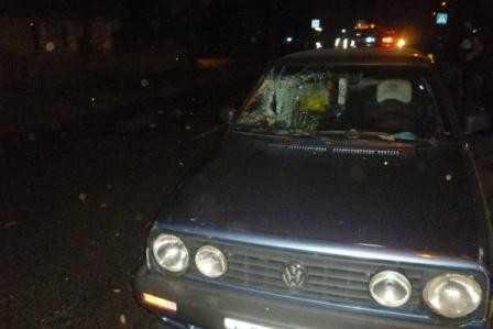 В Брянске погиб сбитый «фольксвагеном» мужчина