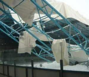 Ледовый дворец в Брянске снова может рухнуть