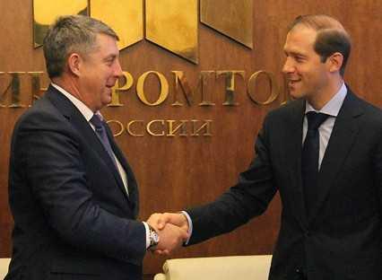 Соглашение с Минпромторгом поможет БМЗ и другим брянским заводам