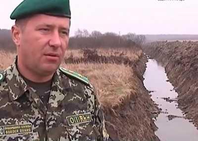 Копатели великого украинского рва увязли в брянских болотах