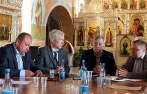 На Куликовом поле обсудили феномен Святой Руси