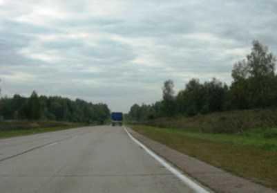 Под Брянском украинец на «Мерседесе» убил пешехода