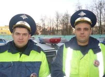 В Брянске пьяный лихач-рецидивист вынудил гаишников на погоню