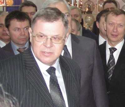 Брянский департамент ЖКХ возглавил Николай Борисов