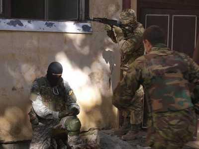 Украинцы ждут атаку дагестанцев из Брянской области