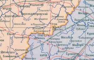 Смоленский поселок обменяют на калужский лес