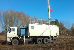 МТС помогает тушить лесные пожары в Брянской области