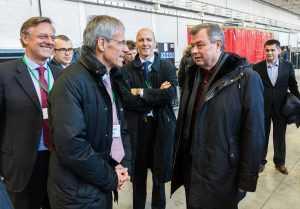 Калуга нарастит выпуск автокомпонентов с помощью Швейцарии