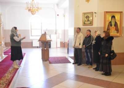 В брянском соборе впервые состоялась литургия для глухонемых
