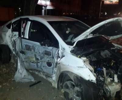 Брянская автомобилистка, сломавшая забор на Московском, была навеселе