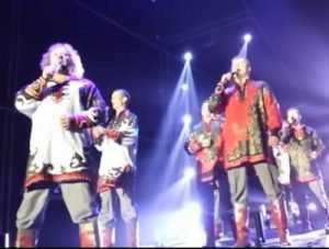 Песня «Бабкиных внуков» прозвучала сквозь болтовню Губерниева