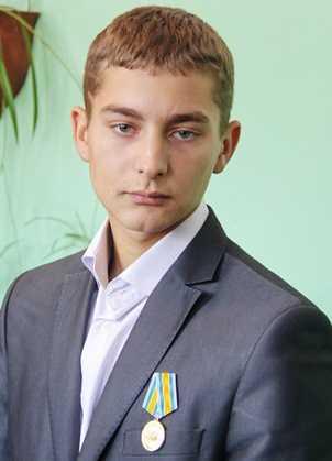 Брянского студента наградили медалью за спасение пятиклассника