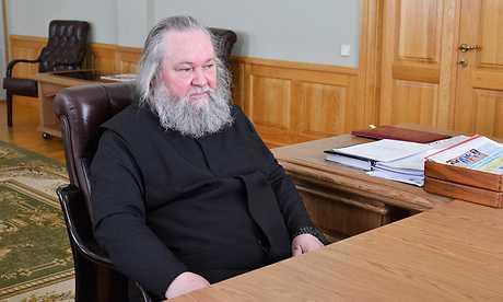 Епископ Сергий благословил брянского главу на праведное служение