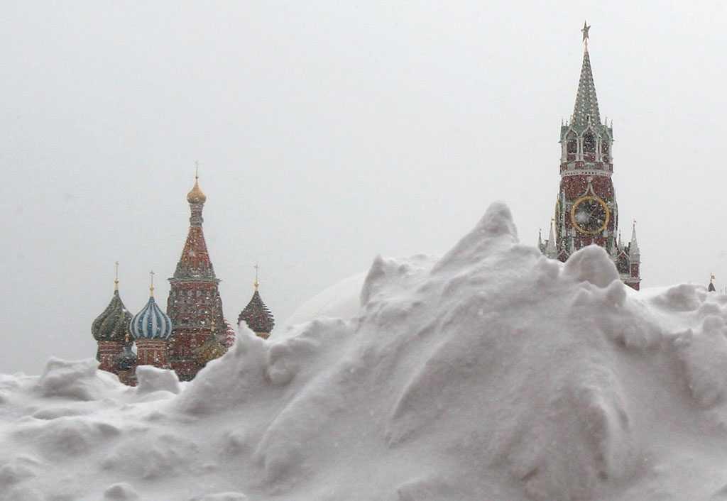 Россию ждут 35 долгих и холодных зим