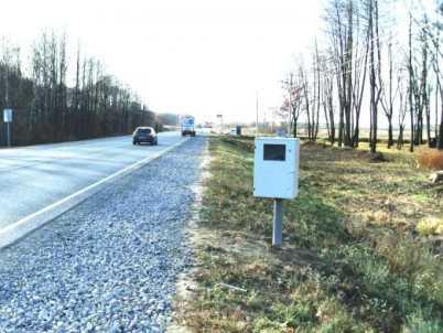 На аварийной брянской трассе появились три видеокамеры