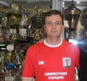 Главой администрации Стародуба стал Дмитрий Винокуров