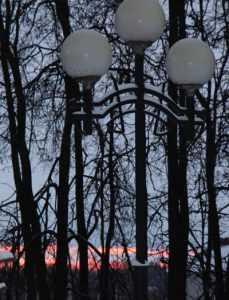 В Европейской части России начнётся похолодание