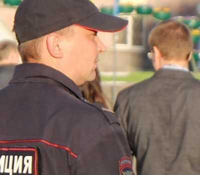 В День единства брянская полиция перейдет на особый режим службы