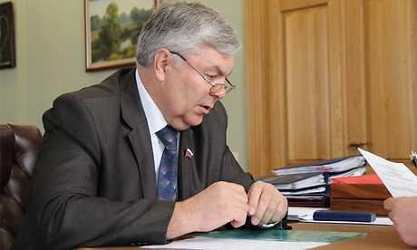 Брянский губернатор встретился со своим преемником