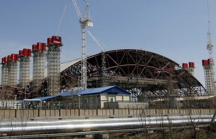 Европейский банк даст 350 млн евро на саркофаг для Чернобыльской АЭС